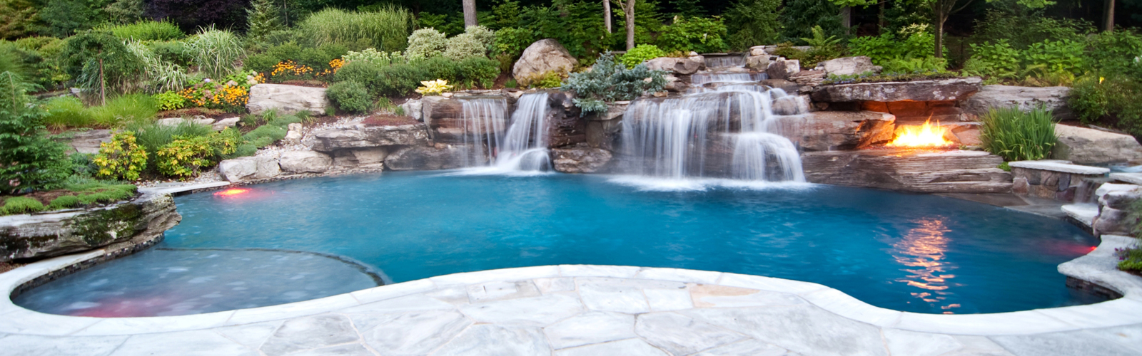 Your Local Experts in Everything Pools, Patios & Plants